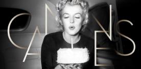 Marilyn Monroe sur l'affiche du festival de Cannes 2012