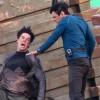 Star Trek 2 : images issues du tournage avec Zoe Saldana et Benedict Cumberbatch