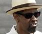 Denzel Washington sur le tournage de 2 Guns