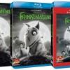 Jeu concours Frankenweenie en DVD et Blu-ray