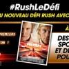 Jeu concours Rush