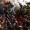 8 concept arts pour Avengers : Age of Ultron