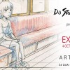 Exposition : Dessins du Studio Ghibli…