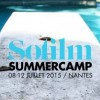 1er So Film Summer Camp du 8 au 12 juillet 2015