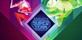 1ères images de Super Sanjay's Team