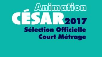 César 2017 : 12 courts-métrages d'animation en lice