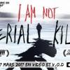 Jeu concours I Am Not a Serial Killer