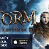 Jeu concours Storm et la lettre de feu