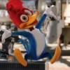 Test DVD : Woody Woodpecker
