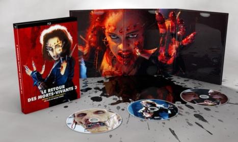 Test Blu-ray : Le retour des morts vivants 3