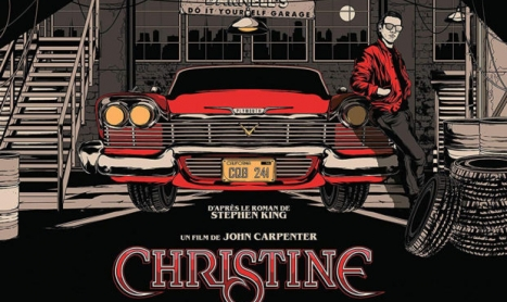 Test Blu-ray 4K Ultra HD : Christine – Édition « Ultra Collector »