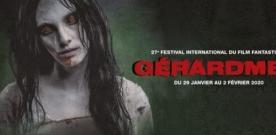Découvrez l'affiche du Festival de Gérardmer 2020