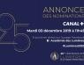 Prix Lumières 2020 : les nominations