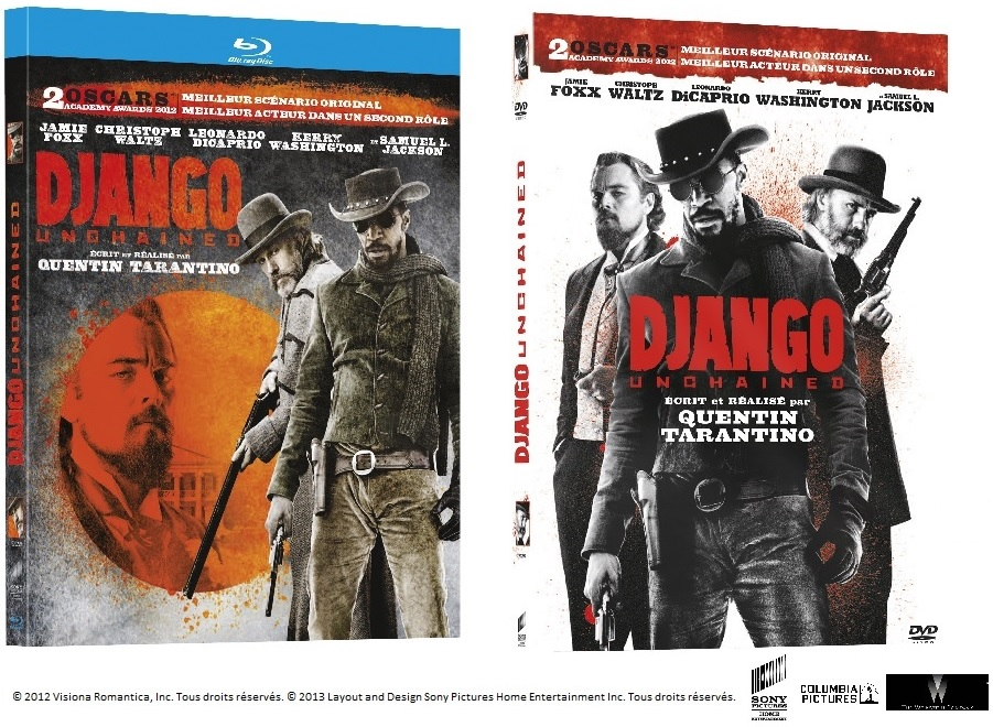 JEU CONCOURS DJANGO UNCHAINED