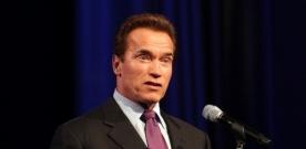 Arnold Schwarzenegger dans Black Sands de Scott Vaugh et Mike McCoy