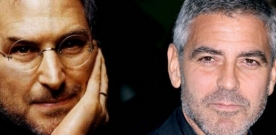 George Clooney en course pour jouer Steve Jobs