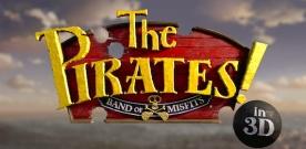Les Pirates ! Bons à rien, mauvais en tout: 2ème bande-annonce V.O.