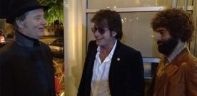 Des photos de Bill Murray, Charlie Sheen et Jason Schwartzman sur le tournage de «Charles Swan III»