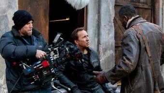 Ghost Rider 2 : l'esprit de vengeance : nouvelle affiche avec Nicolas Cage