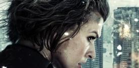 Resident Evil : Retribution : affiche et bannière avec Milla Jovovich
