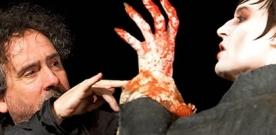 Tim Burton parle de ses projets dont Dark Shadows et Frankenweenie