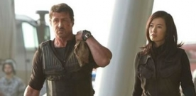 The Expendables 2: nouvelles images avec Sylvester Stallone