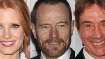 Jessica Chastain, Bryan Cranston et Martin Short rejoignent Madagascar 3