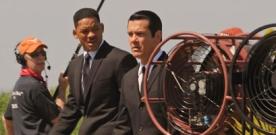 Men In Black 3 : vidéo dans les coulisses du tournage