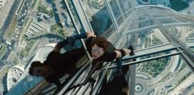 Box Office américain pour le week-end du nouvel an: Mission Impossible 4 en 1ère position