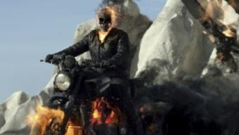 Ghost Rider : l'esprit de vengeance : extraits du film