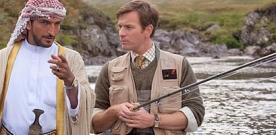 Nouveau trailer pour Salmon Fishing In The Yemen avec Ewan McGregor et Emily Blunt.