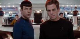 Star Trek 2 : vidéo de tournage où Zachary Quinto se bat