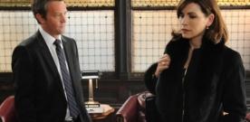 The Good Wife Saison 3 épisode 19: «Blue Ribbon Panel»