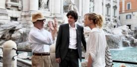 To Rome With Love : premières photos du film de Woody Allen