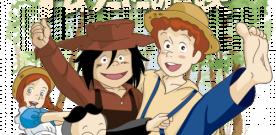 Paramount va réinventer l'histoire d'Huckleberry Finn et Tom Sawyer