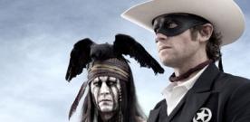 The Lone Ranger : première image de Johnny Depp et Armie Hammer