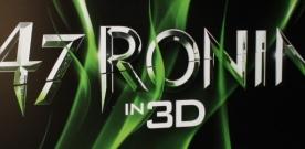 47 Ronin : affiche teaser du film avec Keanu Reeves