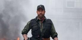 The Expendables 2 : Chuck Norris en image