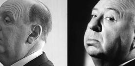 Première image d'Anthony Hopkins dans la peau d'Alfred Hitchcock
