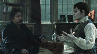 Dark Shadows : 9 extraits et vidéo dans les coulisses du tournage du film de Tim Burton