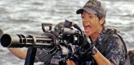Battleship : de nouvelles scènes du film avec Rihanna et interview