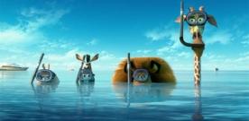 Madagascar 3 : Bons baisers d'Europe : Premier extrait du film d'animation des studios Dreamworks