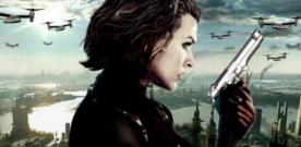 Resident Evil 5 : Retribution : nouveau poster avec Milla Jovovich
