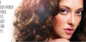 Amanda Seyfried en poster pour le film Lovelace