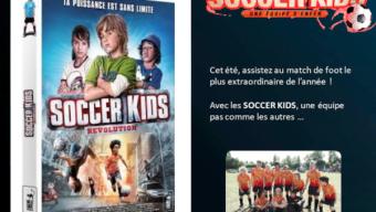 Jeu concours Soccer Kids