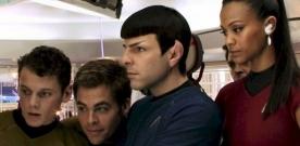 Photos issues du tournage de la suite de Star Trek