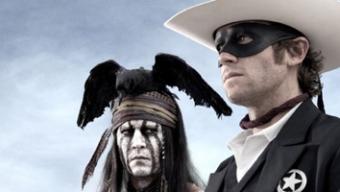 Le budget de The Lone Ranger avec Johnny Depp devenu hors de contrôle