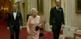 Quand Daniel Craig saute en parachute avec la Reine pour les JO