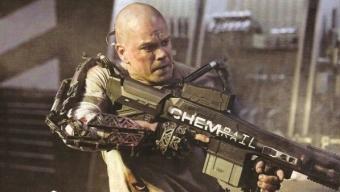 Première image officielle de Matt Damon dans Elysium