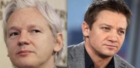 Jeremy Renner, visage de Julian Assange au cinéma?